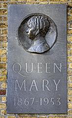 Queen Mary Memorial