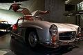 Mercedes-Benz 300SL 1955 Flügeltüren Gullwing Coupè RFront MBMuse 9June2013 (14983266962).jpg