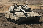 Merkava - Wikipedia, the free encyclopedia