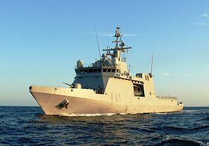Spanish Patrol Vessel Meteoro P 41 Wikipedia