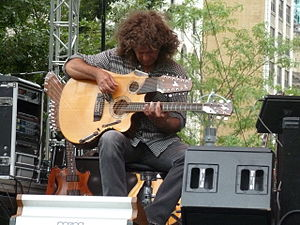 Pat Metheny - Metheny with the 42-string Pikasso