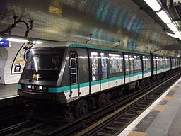 Metro Paris - Ligne 1 - Pont de Neuilly (8)