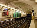 Metro de Paris - Ligne 3 - Anatole France 04.jpg