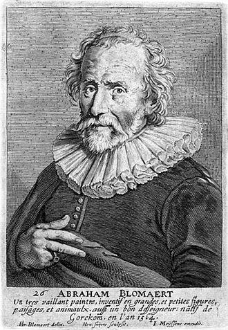 Het Gulden Cabinet - Image: Meyssens, Johannes Abraham Bloemaert