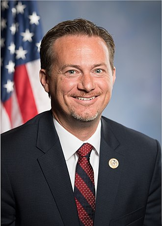 Texas's 27th congressional district - Image: Michael Cloud, Official Portrait, 115th Congress