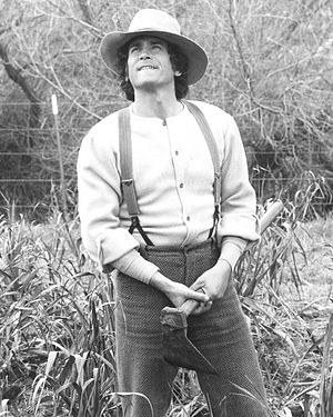 Michael Landon - Landon as Charles Ingalls, 1974