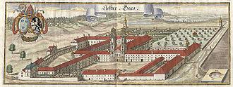 Michael Wening - Image: Michael Wening Kloster Gars