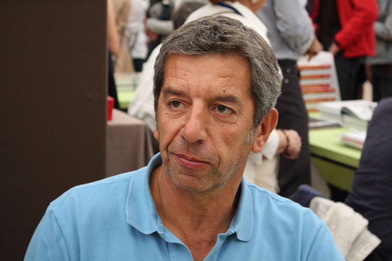 Michel Cymes - Le Livre sur la Place | Photo : WIkimedia.