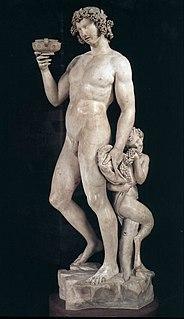 <i>Bacchus</i> (Michelangelo)