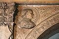 Michelozzo e artisti lombardi, portale del banco mediceo a milano, 1450-1500 ca. 03.JPG
