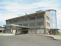 Mihama Town Office, Mie.jpg
