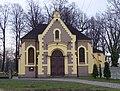 Mikołów, kaplica grobowa Adolfa Lamprechta, 1900.,..jpg