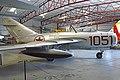 Mikoyan-Gurevich MiG-15 '1051' (NX87CN) (26800302615).jpg