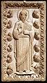 Milano, cristo in misisone tra gli apostoli, arte ottoniana, avorio, 970-980 ca.jpg