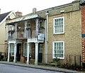 Milestone House, Yoxford - geograph.org.uk - 1107190.jpg