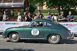 Mille Miglia 2017 Porsche 356 1600 year 1956.jpg