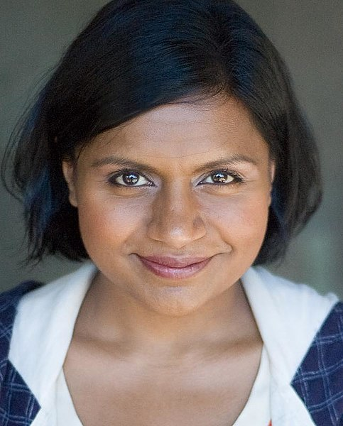 Mindy Kaling on the mindy project