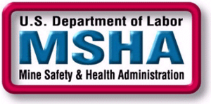 Official emblem of the Mine Safety and Health ...