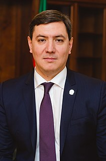 Roman Shaykhutdinov Russian politician