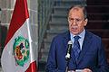 Ministro de Asuntos Exteriores de la Federación Rusa cumplió importante agenda en el Perú (14098149423).jpg