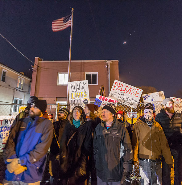 File:Minneapolis Police Federation - Black Lives Matter Protest (23513332785).jpg