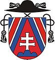 Miroslav Glejtek Erb Slovenskej katolíckej misie vo Veľkej Británii.jpg