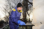 Misawa Sailors Begin USS Constitution Snow Sculpture 150131-N-EC644-002.jpg