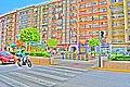 Mislata. Avinguda Gregorio Gea (HDR Painting).jpg