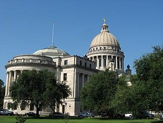 Mississippi Legislature - Image: Mississippi State Capitol, Jackson, Mississippi (3931971195)