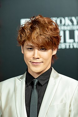 "Miyano Mamoru from ""GODZILLA The Planet Eater"" at Opening Ceremony of the Tokyo International Film Festival 2018 (30678349737).jpg"