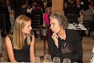 Laura Nader - Nader (right) in 2013