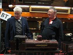 Model Trains - Museum Depot - London Transport Museum Open Weekend March 2012 (6825114430).jpg