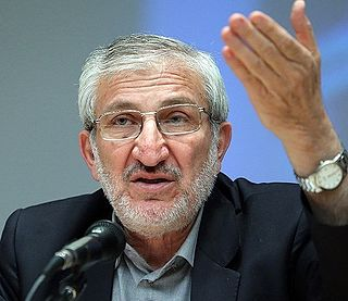 Mohammad Saeedikia Iranian engineer and politician