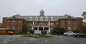 Mohawk Institute Residential School - The Mohawk Institute in 2013