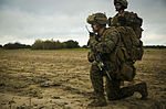 Moment's Notice, Crisis Response Marines complete readiness rehearsal from Spain 150129-M-ZB219-069.jpg