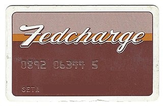 Federal Employees' Distributing Company - Front of a Fedco Fedcharge Card