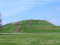 Monks Mound in July.JPG
