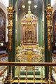 Monstrance in Capilla de Santa Teresa y tesoro, Mosque of Cordoba, Spain - DSC07162.JPG