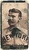 Monte Ward, New York Giants, baseball card portrait LCCN2007683709.jpg