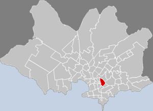 Larrañaga, Montevideo