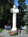 Monument to Georgy Zhukov near Volgograd Panorama Museum 001.JPG