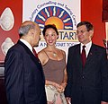 Moosa Valli, Ashley Judd, Pierre Uys.jpg