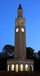 ノースカロライナ大学チャペルヒル校's relation image