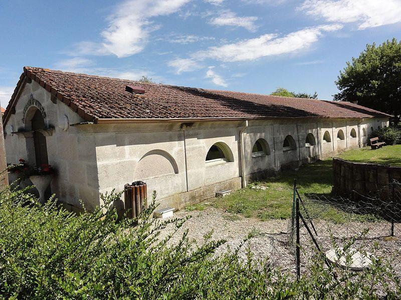 Morley (Meuse) ancien lavoir, salle des fêtes