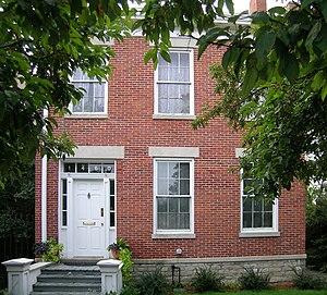 Moross House - Image: Moross House Detroit MI