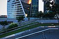 Moscow-City, base of Evolution tower (31253572242).jpg