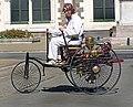 Motorized Quadricycle 1889 . (12428087885).jpg