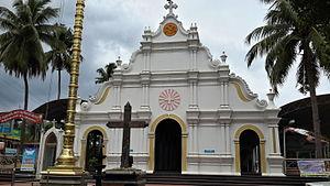 Mulanthuruthy - Mulanthuruthy marthoman church
