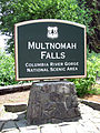 Multnomah Falls sign.jpg