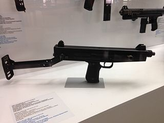 Star Model Z84 submachine gun